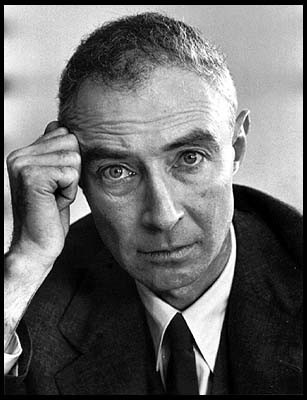 Oppenheimer Quote Unique Quote For The Day Jrobert Oppenheimer  Helian Unbound