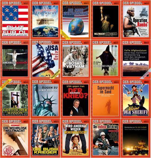 Spiegel Covers